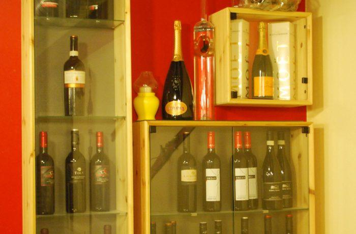 Armadietto del vino