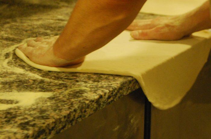 Pasta preparazione